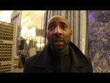 JOHNNY NELSON ON WHYTE-CHISORA GLOVES ARE OFF ROW & BREAKS DOWN MOLINA AS OPPONENT FOR JOSHUA