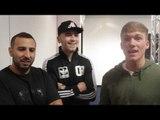 TEAM BLACKWELL! - NICK BLACKWELL, ALEX HUGHES & OZZIE TALK TO iFL TV IN WALES / WILLIAMS v PATTERSON