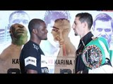 TEN TANKS READY! - OHARA DAVIES SMILES IN THE FACE OF A SERIOUS ANDREA SCARPA / BIG CITY DREAMS