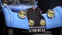Vente Artcurial : Bugatti 57 Atlantic modifiée Erik Koux - 1936
