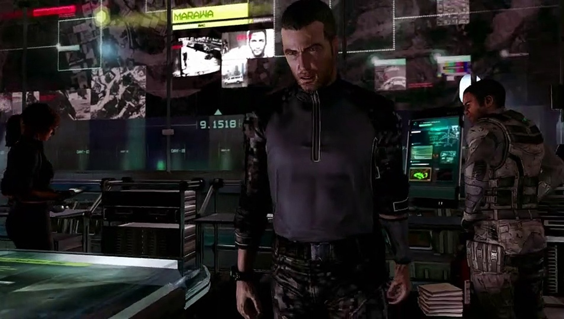 Splinter Cell: Blacklist - Quinta Libertad