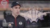 Formula E Sebastian Buemi - Aperçu de Mexico