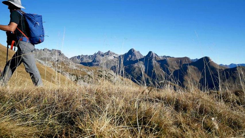 Bergtour im Lechtal: Muttekopf und Wildmahdspitze Überschreitung