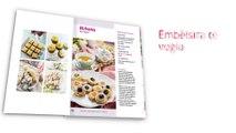 """Liber Gatimi  """"200 receta"""" te thjeshta dhe te shpejta Nga shtepia botuese Living"""