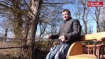 VIDEO. A Saint-Denis-de-Jouhet, il entraîne ses percherons pour le Salon de l'agriculture