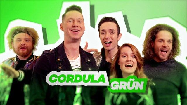 Die Draufgänger - Cordula Grün