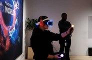 Les plus gros investisseurs dans la réalité virtuelle et la réalité augmentée