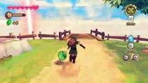 The Legend of Zelda: Skyward Sword - Volcán de Eldin