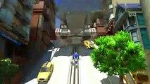 Sonic Generations - Época 128 bits
