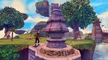 The Legend of Zelda: Skyward Sword - Tráiler