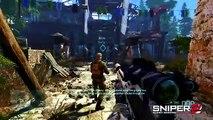 Sniper: Ghost Warrior 2 - Jugabilidad