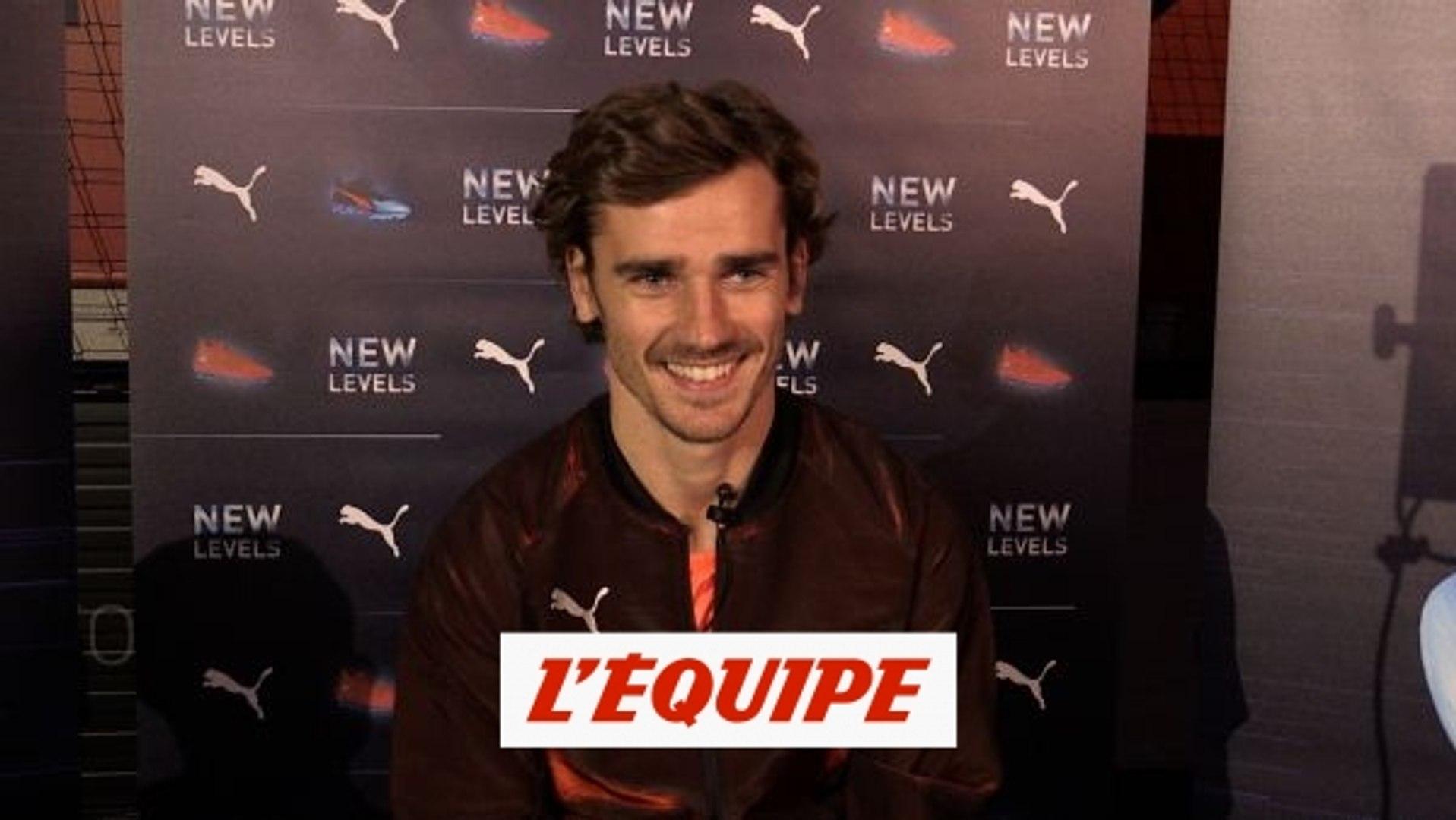 L'interview décalée d'Antoine Griezmann par Sport & Style - Foot - C1