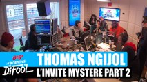 Thomas Ngijol & Karole Rocher - L'invité mystère [Part 2] #MorningDeDifool
