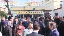 Binali Yıldırım'ın seçim çalışmaları - Taksi durağı ziyareti - İSTANBUL