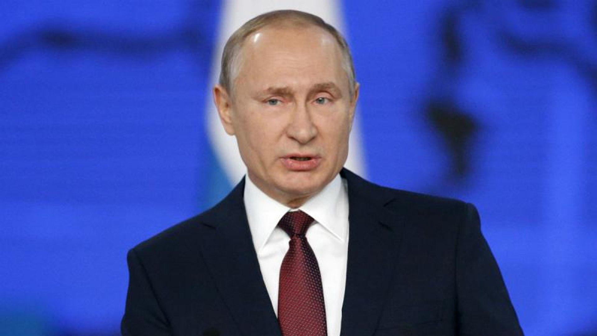 Vladímir Putin presenta su agenda social a los rusos y amenaza con apuntar sus misiles contra EEUU