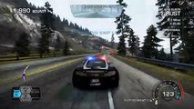 Need for Speed Hot Pursuit - Persecuciones