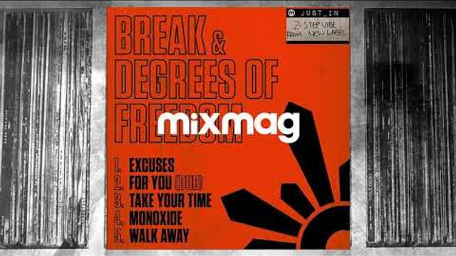 2-STEP: Break & Degrees Of Freedom - Take Your Time [Outlook Recordings]