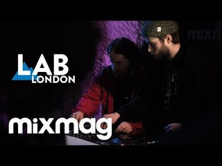 BRAME & HAMO house & techno set in The Lab LDN