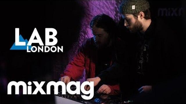BRAME & HAMO house & techno set in The Lab LDN