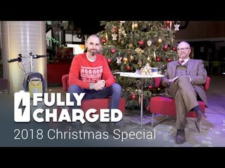 2018 Christmas Special | Fully Charged