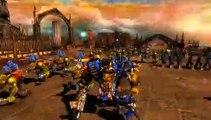 Warhammer 40.000: Dawn of War II - Combates