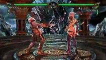 Soul Calibur IV - Voldo vs Ivy