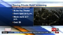 Armed Forces Support Foundation raising money through $5 screening of 'Saving Private Ryan'