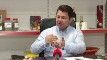 Ora News - Zusi: Rënia e eksporteve tregon regres të ekonomisë shqiptare