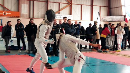 Championnat International des Hauts-de-Seine 2019