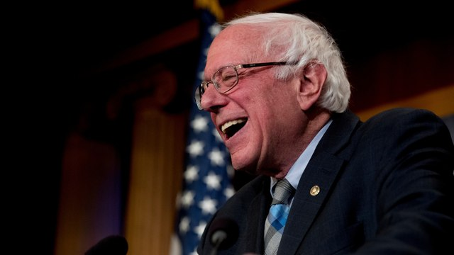 Bernie Sanders Enters 2020 Presidential Race
