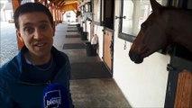 Simon Delestre invite France Bleu Lorraine chez lui à Solgne
