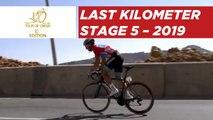 Stage 5- Last Kilometer - Tour of Oman 2019