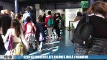 Open 13 Provence, les enfants mis à l'honneur