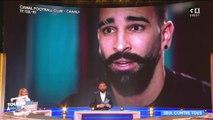 Adil Rami critiqué par un journaliste : Cyril Hanouna lui adresse un message