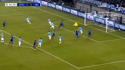 UCL : Bentaleb inscrit un doublé face à Manchester City