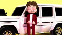 Artist Animated VOL.3 (ft. Post Malone, Billie Eilish, Travis Scott, Drake, Trippie Redd) PARODY