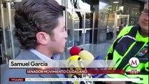 Senadores denuncian en FGR a Romero Deschamps por huachicoleo