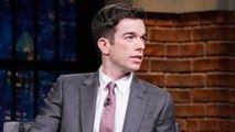 John Mulaney Wasn't Allowed to Perform in His High School's Musicals