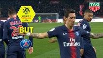 But Angel DI MARIA (45ème +1) / Paris Saint-Germain - Montpellier Hérault SC - (5-1) - (PARIS-MHSC) / 2018-19