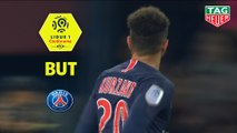 But Layvin KURZAWA (13ème) / Paris Saint-Germain - Montpellier Hérault SC - (5-1) - (PARIS-MHSC) / 2018-19