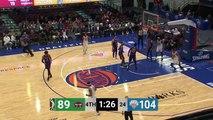 PJ Dozier (22 points) Highlights vs. Westchester Knicks