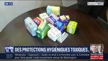 Dioxines, pesticides, phtalates: ces substances toxiques toujours présentes dans les protections hygiéniques