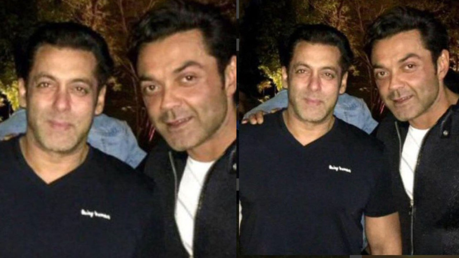 Salman Khan's Dabangg 3: Bobby Deol wants some time before his entry in film | FilmiBeat