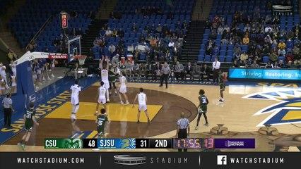Colorado State vs. San Jose State Basketball Highlights (2018-19)