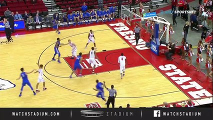Air Force vs. Fresno State Basketball Highlights (2018-19)