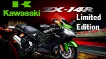 Kawasaki Ninja H2 vs Ninja ZX 14R drag test 2015 HD - Dailymotion Video
