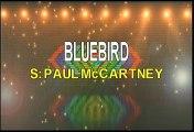 Paul McCartney Bluebird Karaoke Version