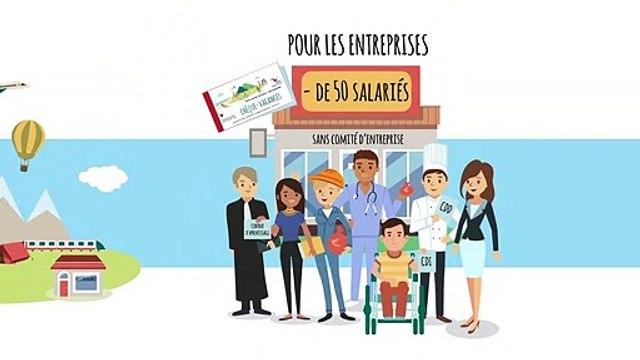 Le Chèque-Vacances c'est aussi pour les employeurs de moins de 50 salariés sans comité d'entreprise !