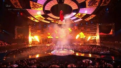 Beyonce sneaks Meghan Markle tribute into Brit awards