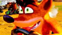 CRASH TEAM RACING Nitro-Fueled Bande Annonce du Gameplay